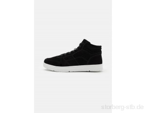 Cotton On HAYWARD  - High-top trainers - black/white/black