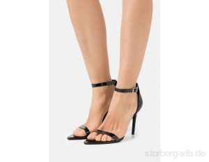 Nly by Nelly PRETTY PERFECT - Sandals - black